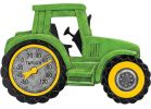 Taylor SpringField Tractor Indoor & Outdoor Thermometer 14 In. W. X 9.5 In. H., Green