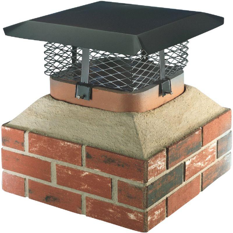 Shelter Adjustable Single Flue Chimney Cap