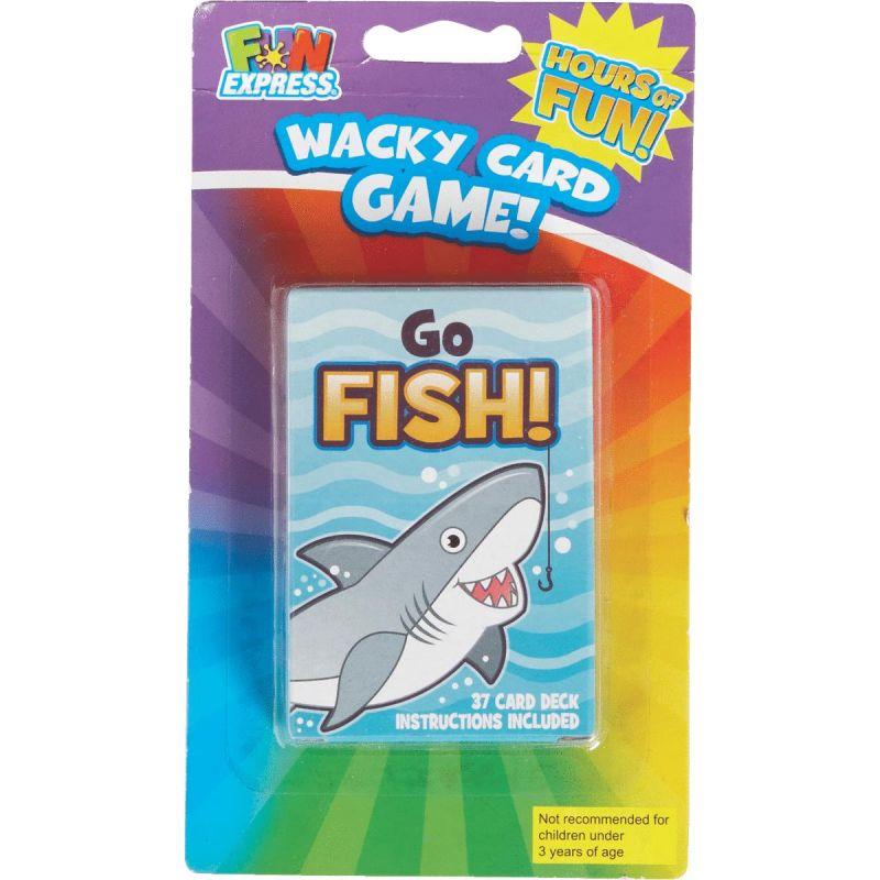 Fun Express Card Game Assortment (Pack of 12)