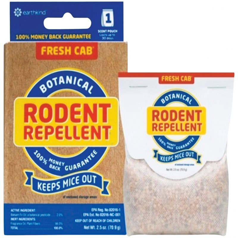 Fresh Cab Rodent Repellent 2.5 Oz., Pouch (Pack of 8)