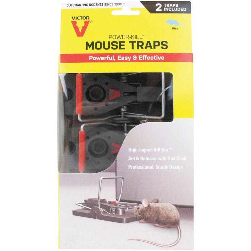 Victor Quick-Kill Mouse Trap