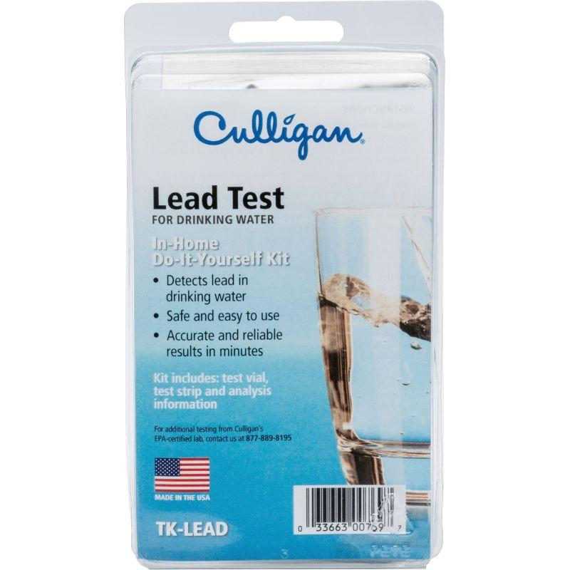 Culligan Lead Test Water Kit