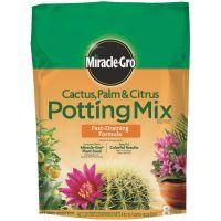 Miracle-Gro Cactus, Palm, & Citrus Potting Soil