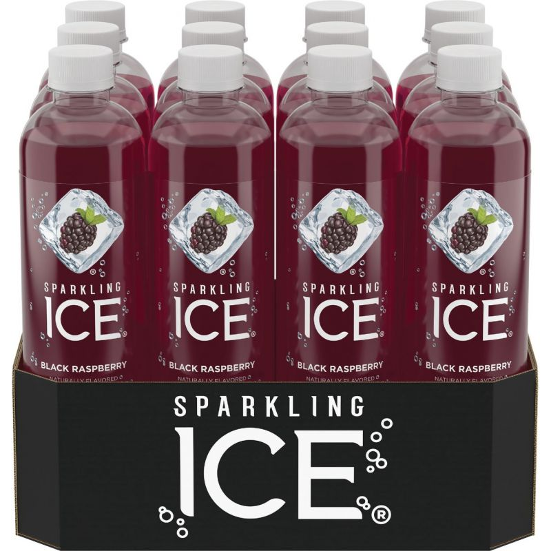 Talking Rain Sparkling Ice Water 17 Oz. (Pack of 12)