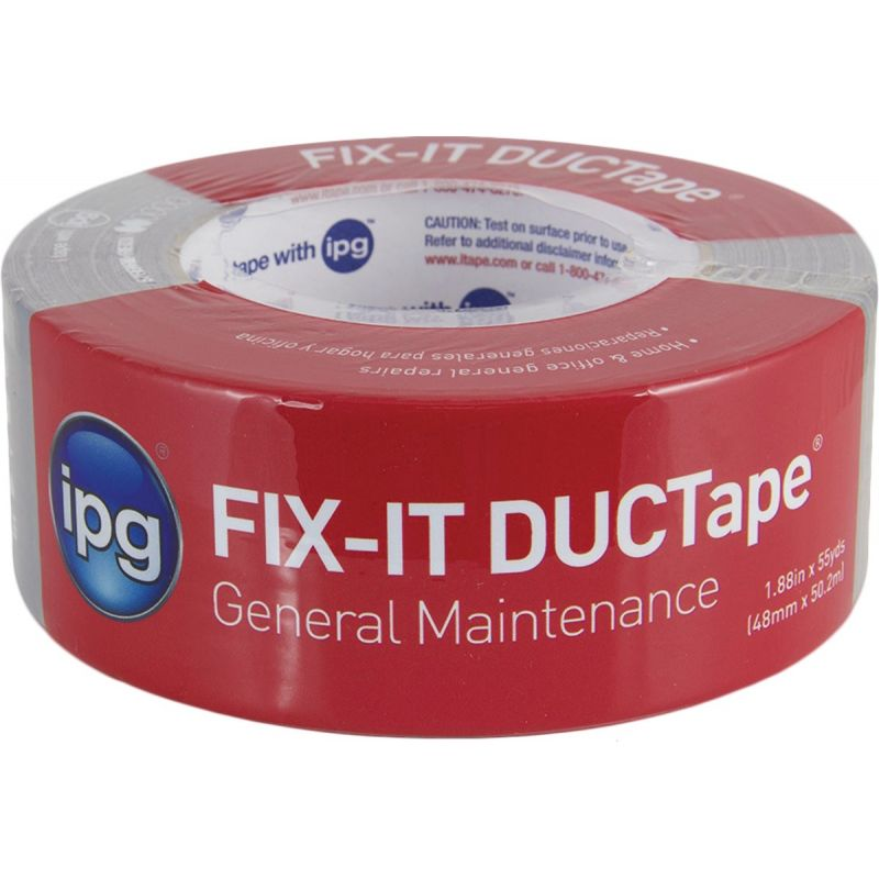 Intertape AC10 Fix-It DUCTape Duct Tape Silver