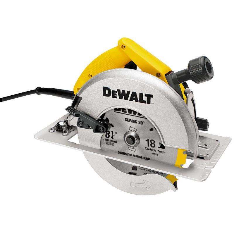 DeWalt 8-1/4 In. Circular Saw 15A