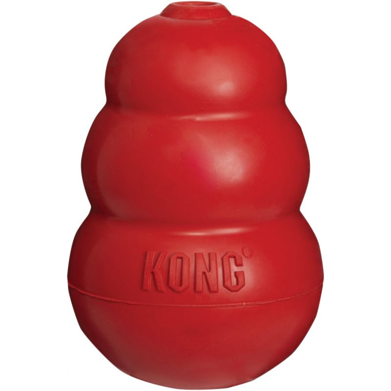 Classic Kong Rubber Dog Toy - Large
