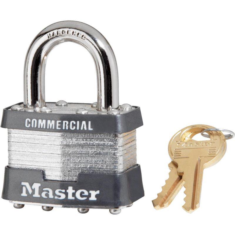 Master Lock 1-3/4 In. Commercial Keyed Padlock