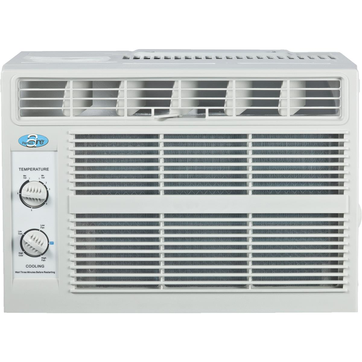 Buy Perfect Aire 5000 Btu Window Air Conditioner 4 0a