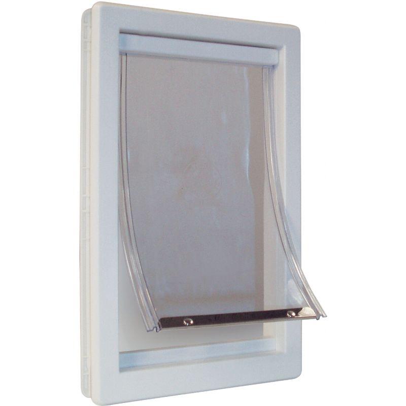 Perfect Pet ThermoPlastic Pet Door White