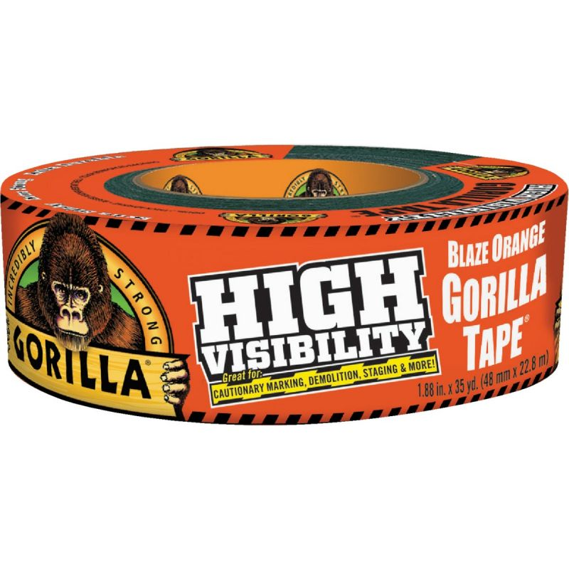 Gorilla Duct Tape Blaze Orange