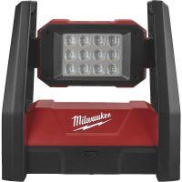 Milwaukee M18 LED HP Flood Corded/Cordless Work Light - Bare Tool