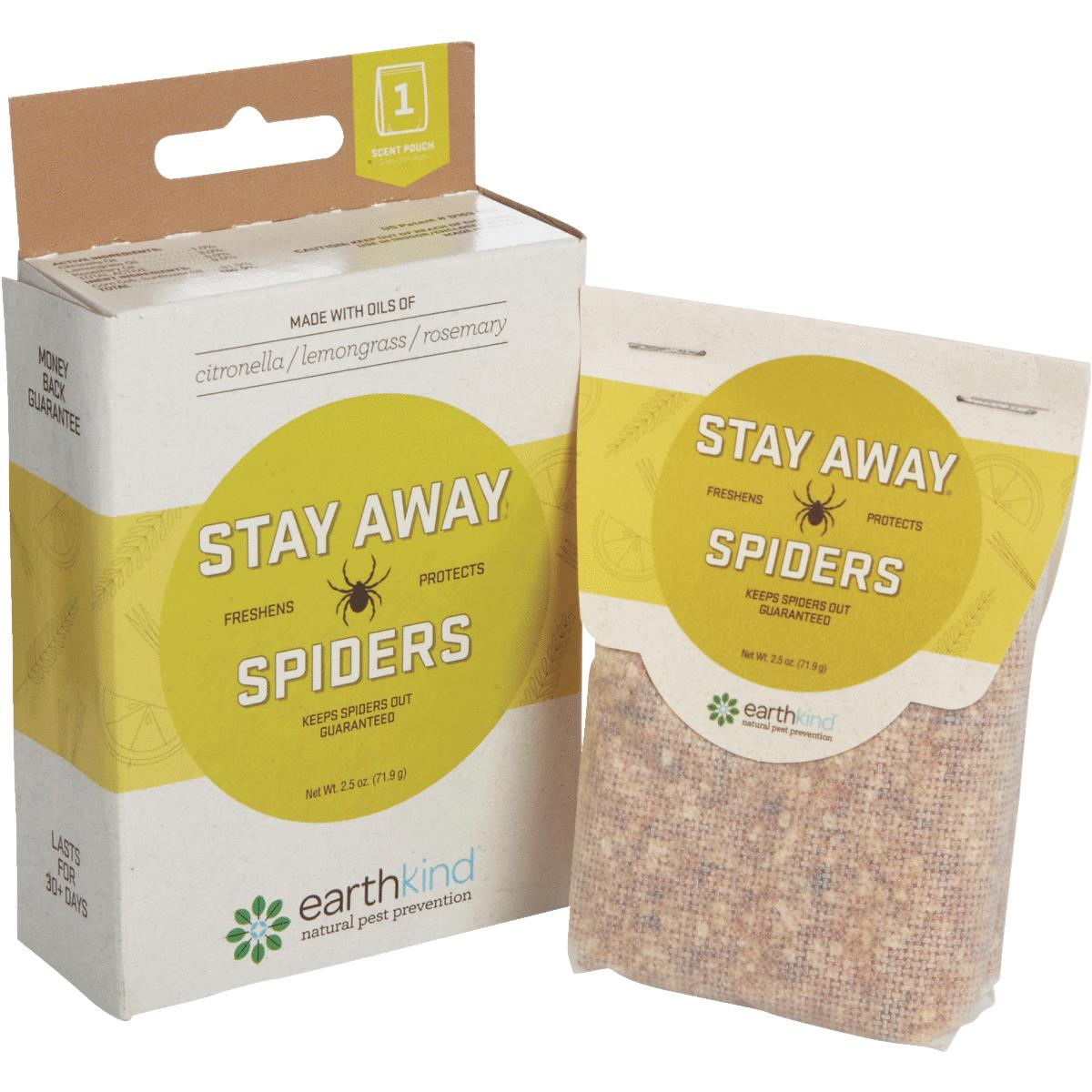 Stay Away Natural Spider Repellent Refill Pouch