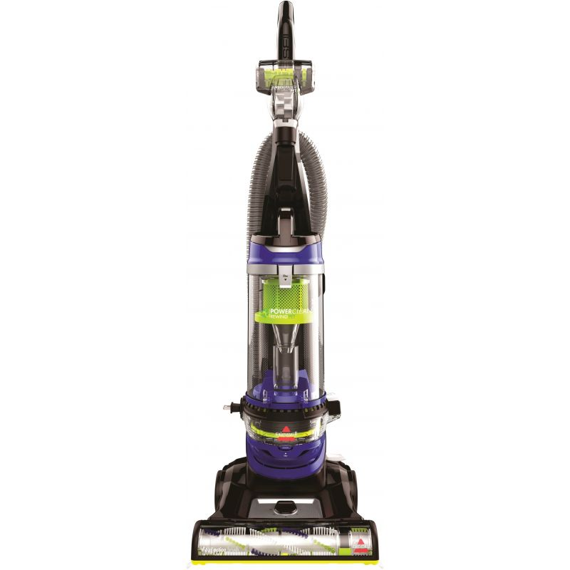 Bissell Cleanview Rewind Pet Upright Vacuum Cleaner Blue