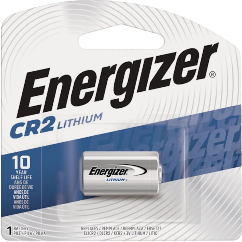 Energizer CR2 Lithium Battery 800 MAh