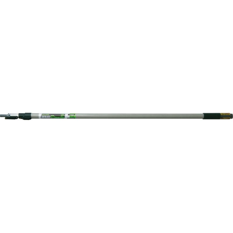 Wooster Sherlock GT Convertible Extension Pole 4' To 8'