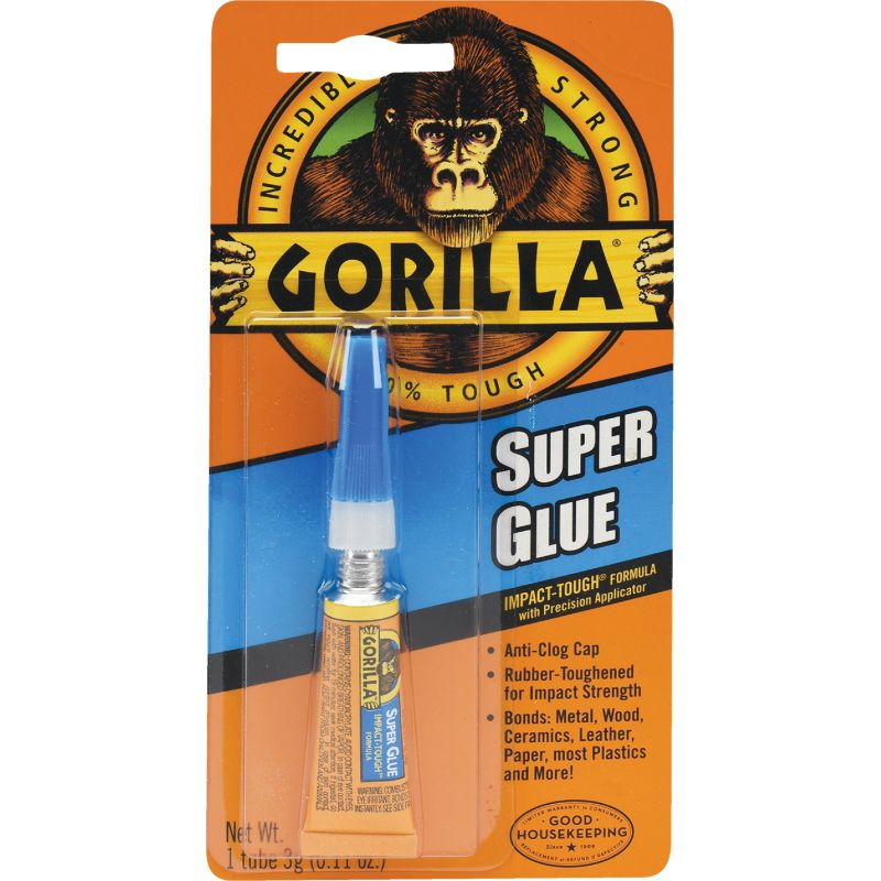 Gorilla Super Glue 0.11 Oz.