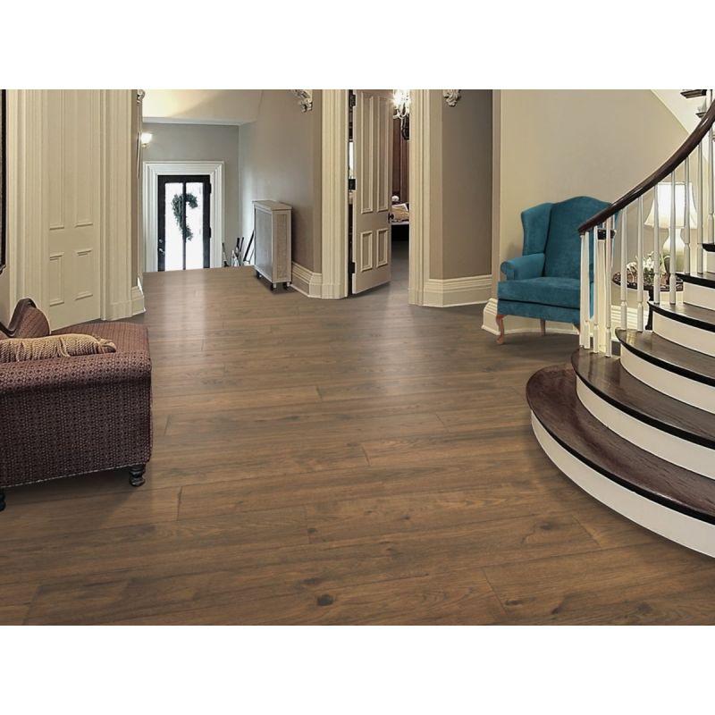 Mohawk RevWood Plus Elderwood Waterproof Wood Flooring Bungalow Oak, Elderwood