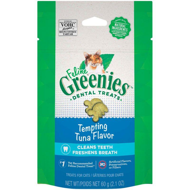 Greenies Dental Cat Treats 2.1 Oz.
