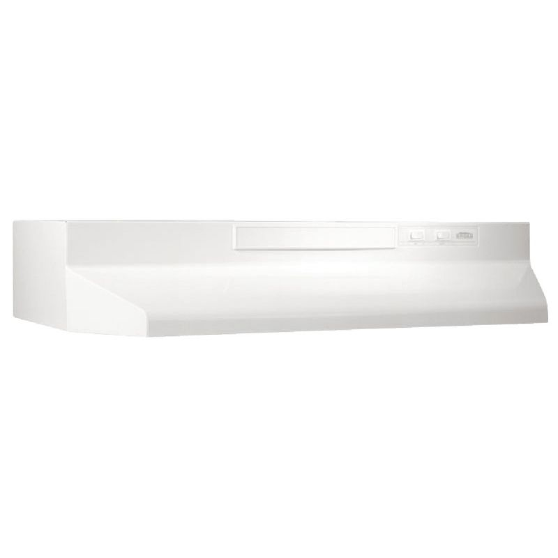 Broan-Nutone F Series Range Hood White