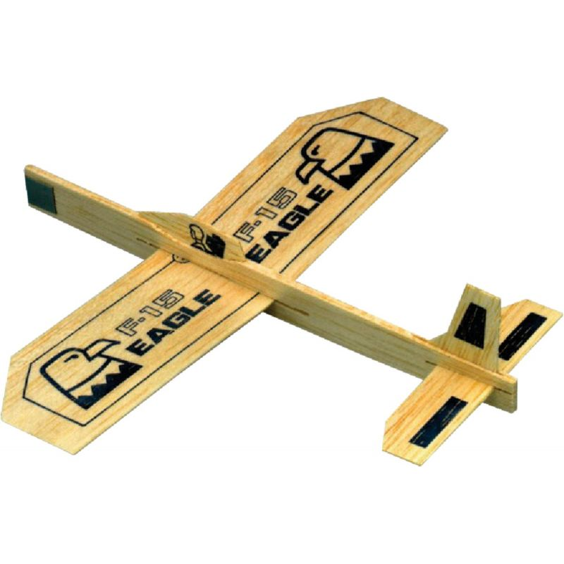 Paul K Guillow Eagle Glider Plane (Pack of 48)