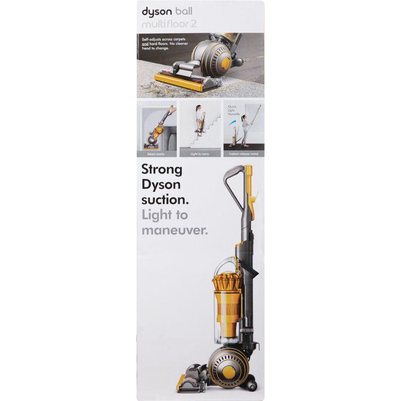 Dyson Ball Multi Floor 2 Upright Vacuum Cleaner Yellow