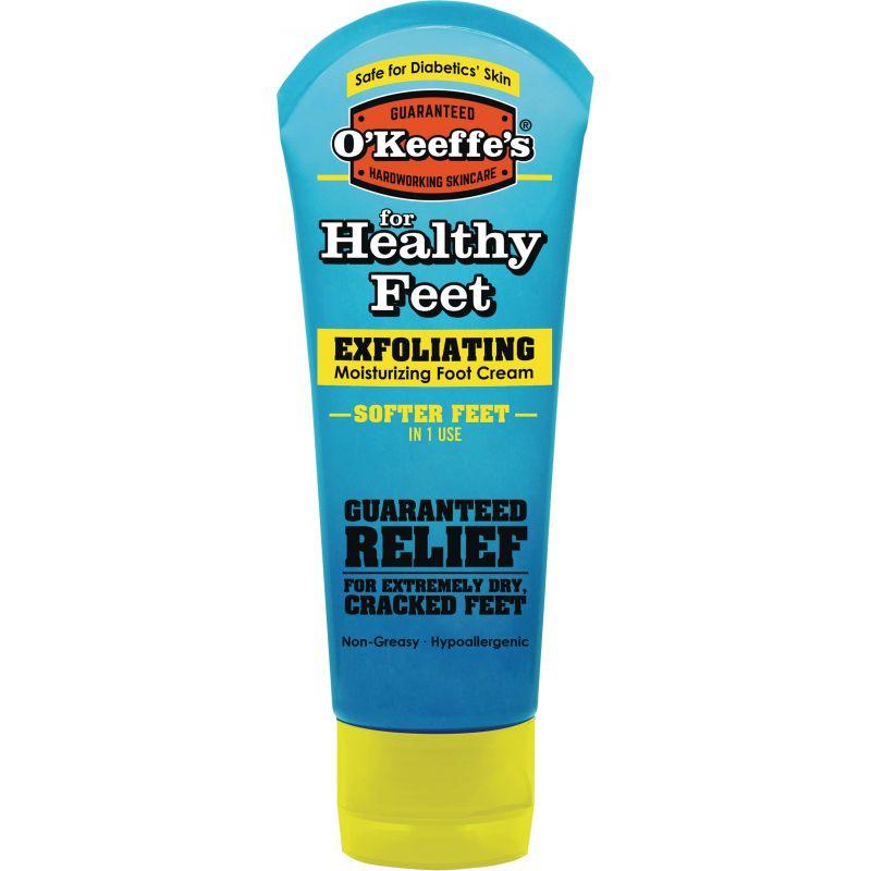 O'Keeffe's Healthy Feet Exfoliating Foot Cream 3 Oz.