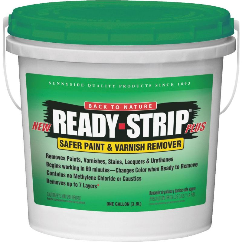 Back to Nature Ready-Strip Plus Paint & Varnish Stripper Gallon