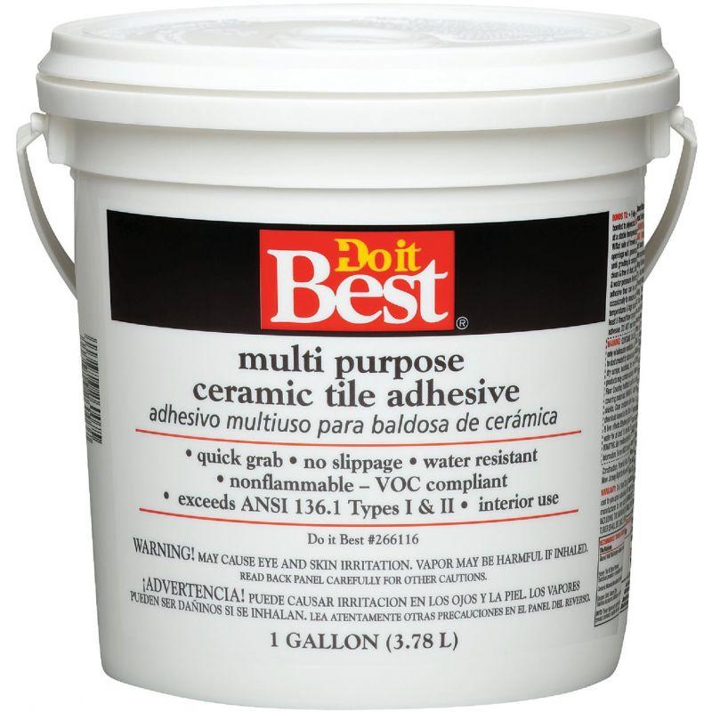 Do it Best Multi Purpose Ceramic Tile Adhesive Gal.