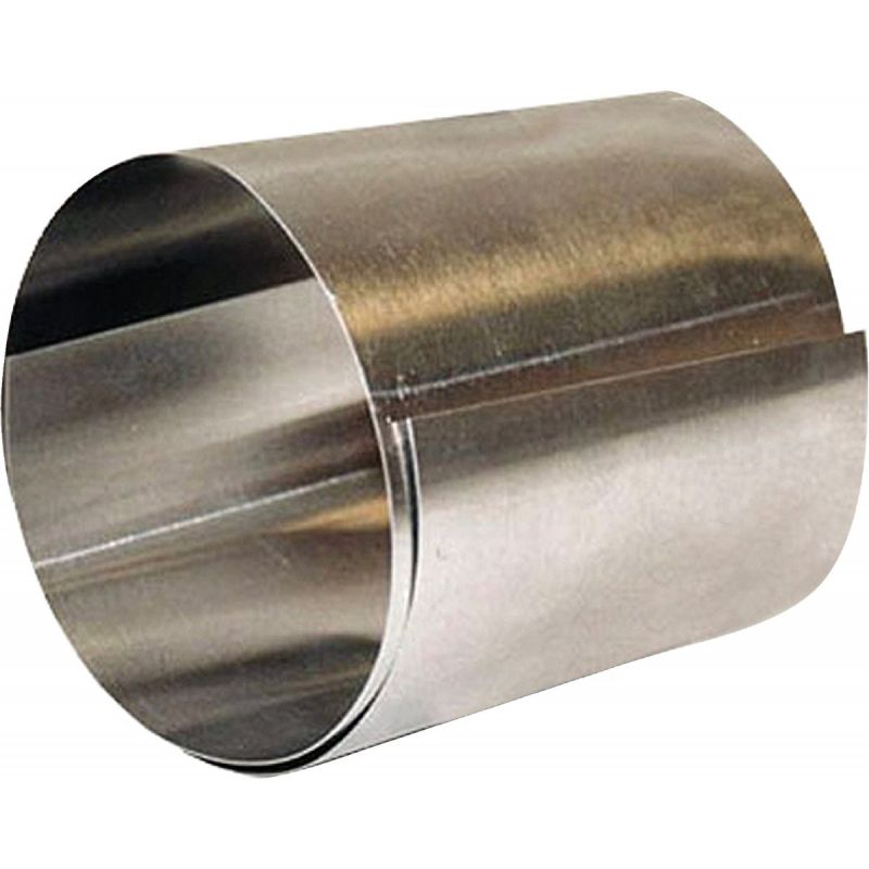 Dundas Jafine Universal Duct Connector 4-1/2 In., Silver