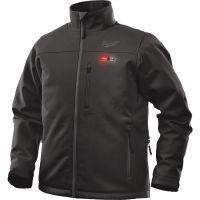 Milwaukee M12 Cordless Black Heated Jacket Kit