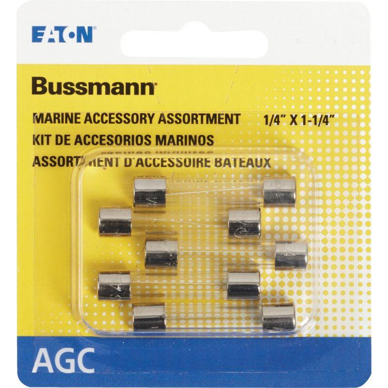 Bussmann AGC Electronic Fuse Kit 1A/2A/3A