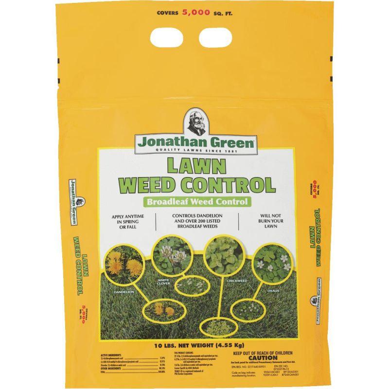 Jonathan Green Lawn Weed Control Weed Killer 10 Lb., Broadcast