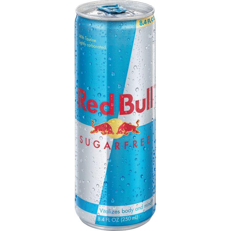 Red Bull Energy Drink 8.4 Oz. (Pack of 24)