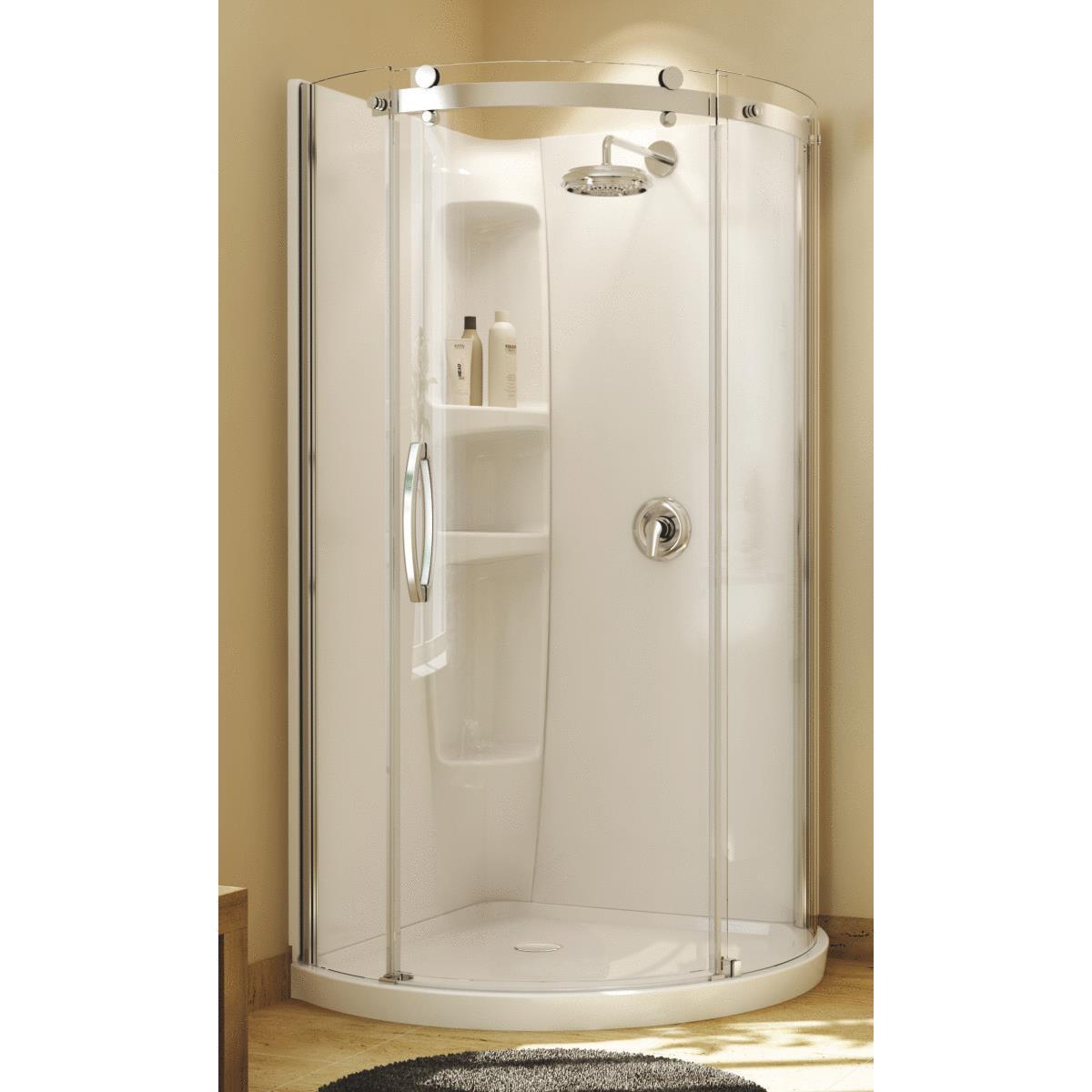 Buy Maax Olympia Corner Shower Door