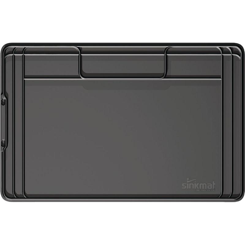 WeatherTech Under Sink Mat 22.5 In. X 34.25 In., Black