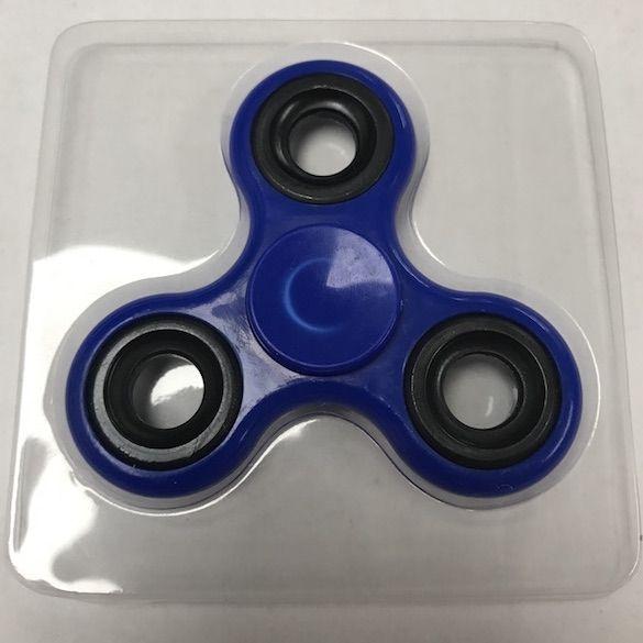 Krazy Spinner - Blue Fidget Spinner Blue