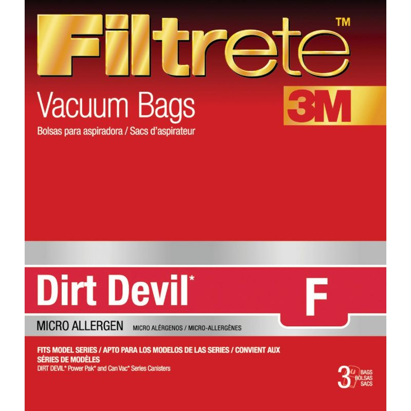 3M Filtrete Dirt Devil F Micro Allergen Bag