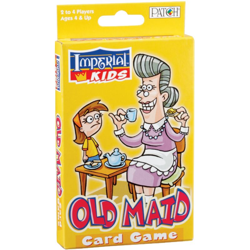 Patch Imperial Kids Card Game
