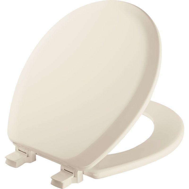 Mayfair Advantage Round Toilet Seat Biscuit, Round