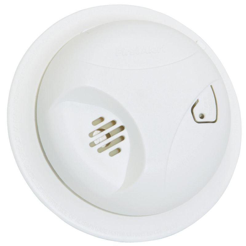 First Alert Long Life Battery Smoke Alarm White