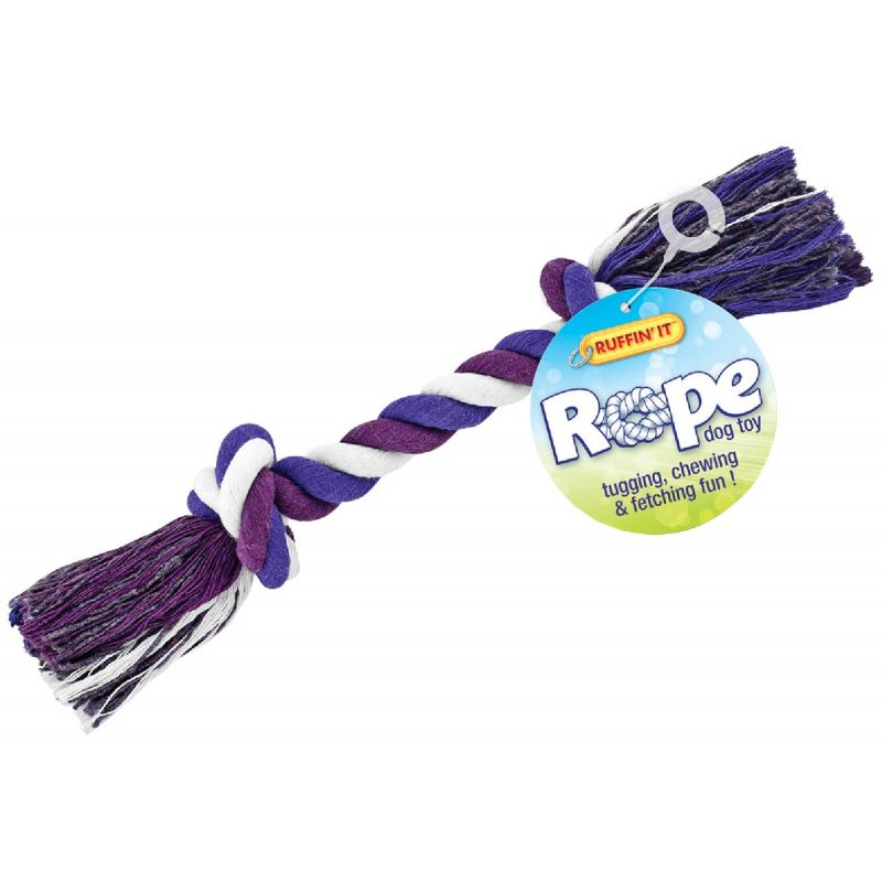 Westminster Pet Ruffin' it Rope Tug Dog Toy Medium, Multi-Colored