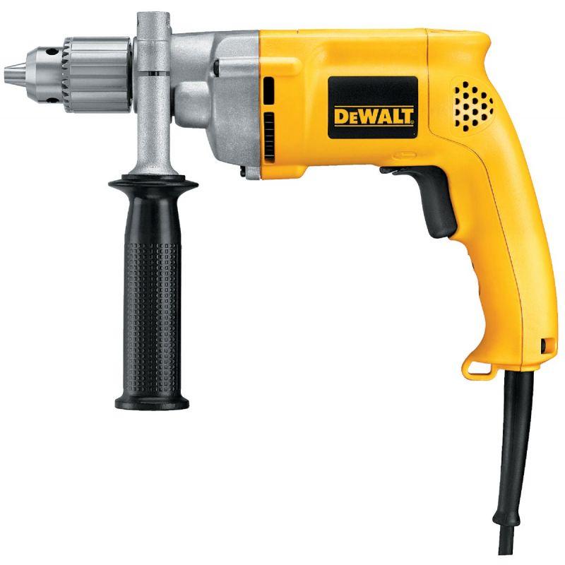 DeWalt 1/2 In. VSR Electric Drill 1/2 In., 8.5A