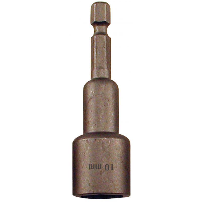 Best Way Tools Metric Magnetic Nutdriver Bit 10 Mm