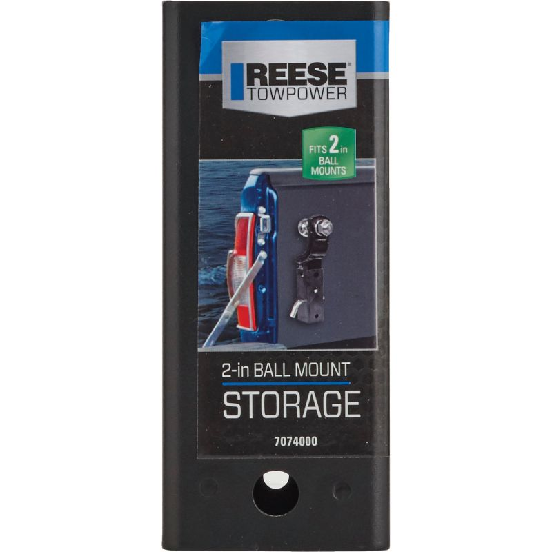 Reese Towpower Hitch Ball Storage
