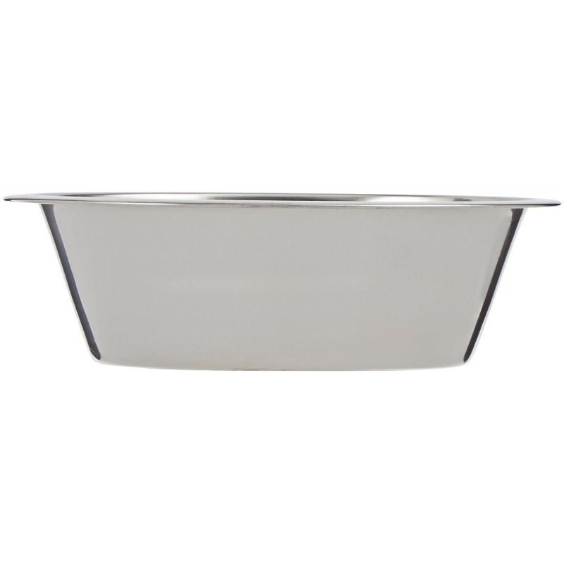 Westminster Pet Ruffin' it Stainless Steel Pet Food Bowl 1.5 Qt., Stainless Steel