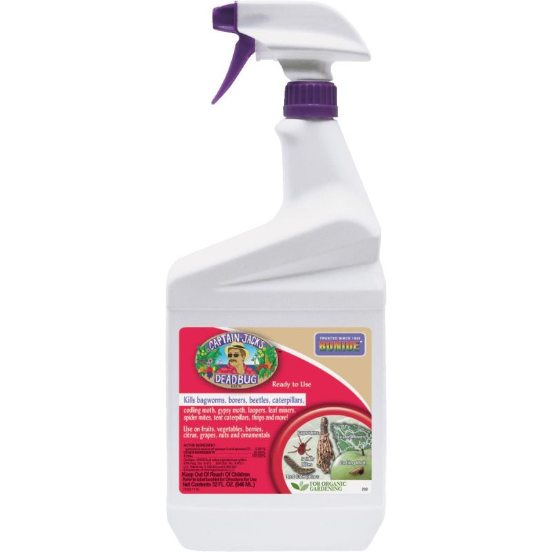 Bonide Captain Jack's Deadbug Brew Insect Killer 32 Oz., Trigger Spray