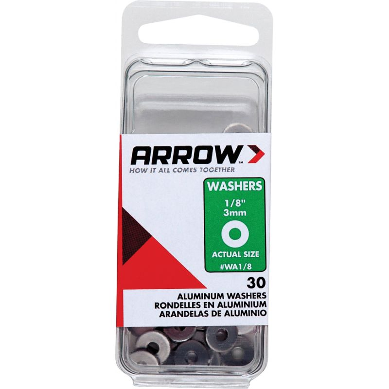 Arrow Rivet Washer 1/8 In.
