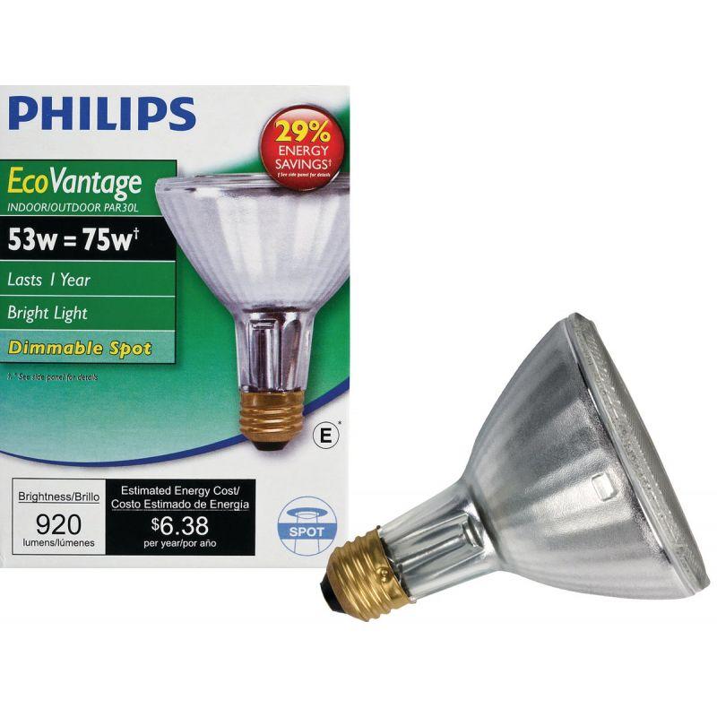 Philips EcoVantage PAR30 Halogen Spotlight Light Bulb