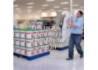 GE Supreme Kitchen & Bath 100% Silicone Sealant 10.1 Oz., White